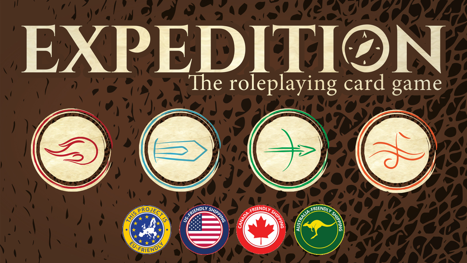 Expedition The Roleplaying Card Game By Todd Medema Kickstarter