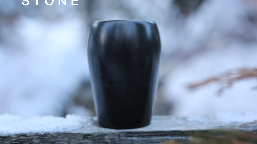 The Stone Cup || Refine Your Drinking Experience project video thumbnail