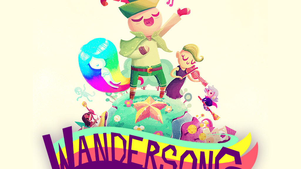 Wandersong project video thumbnail