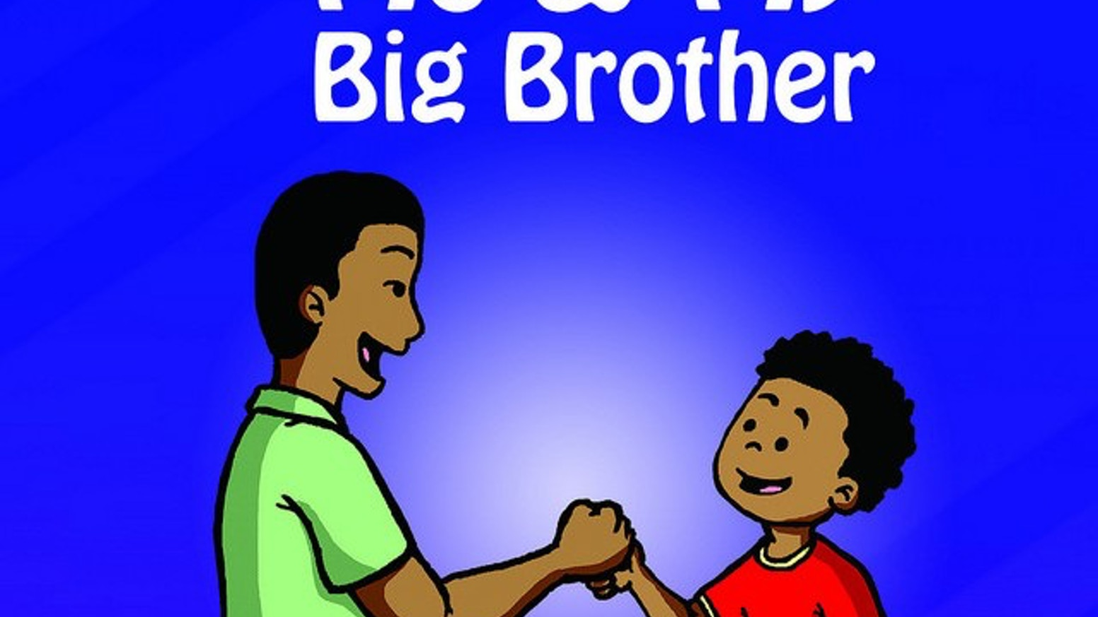 Me And My Big Brother Book Distribution By Rahsaan Harris