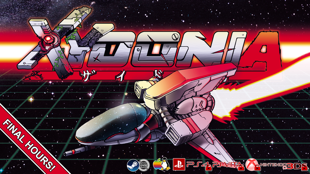 Xydonia - Action-packed Japanese-inspired retro SHMUP project video thumbnail