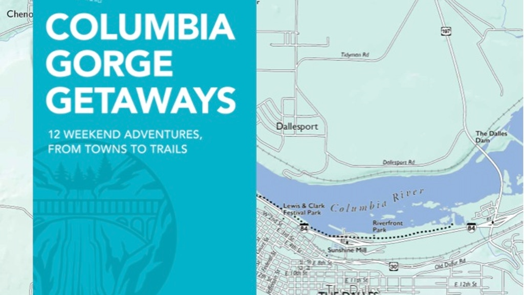 Columbia Gorge Getaways: The 1st Comprehensive Gorge Guide project video thumbnail