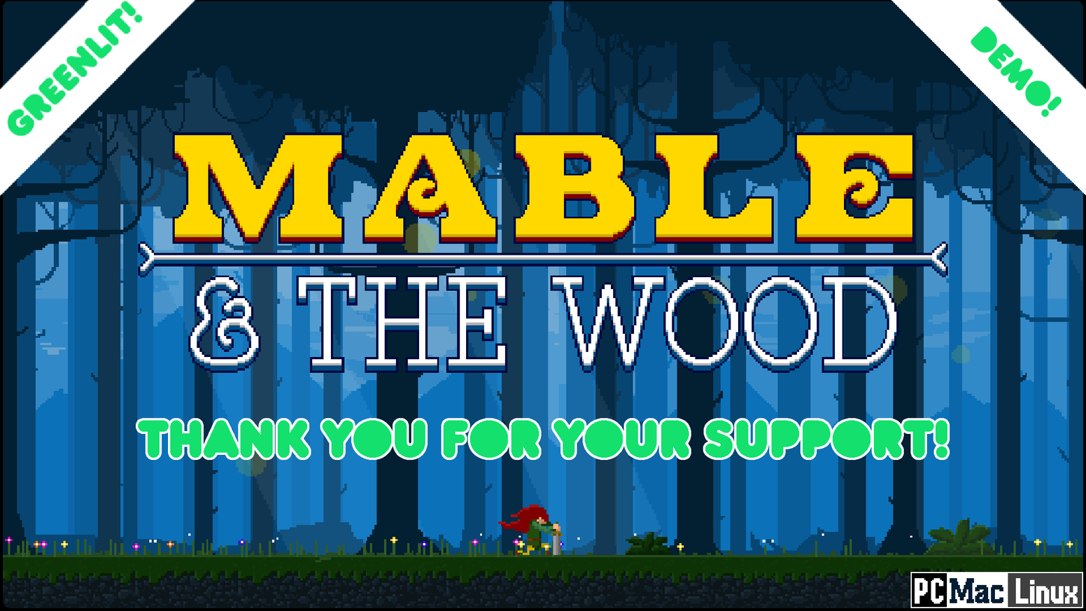 Mable & The Wood by Andrew Stewart » May/June 2018 Update