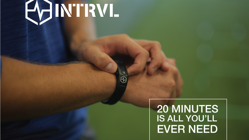 INTRVL BAND: 20 Minute Life-Changing Workouts project video thumbnail