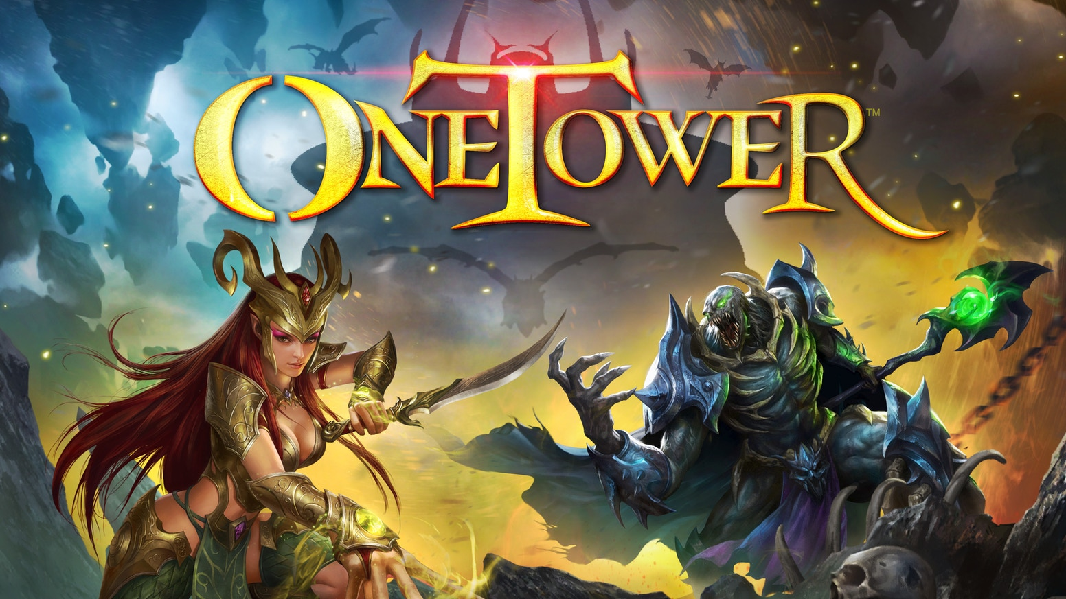 One Tower is a fast-paced head-to-head battle arena game. Unleash custom minion waves & command a powerful Hero to destroy the enemy.