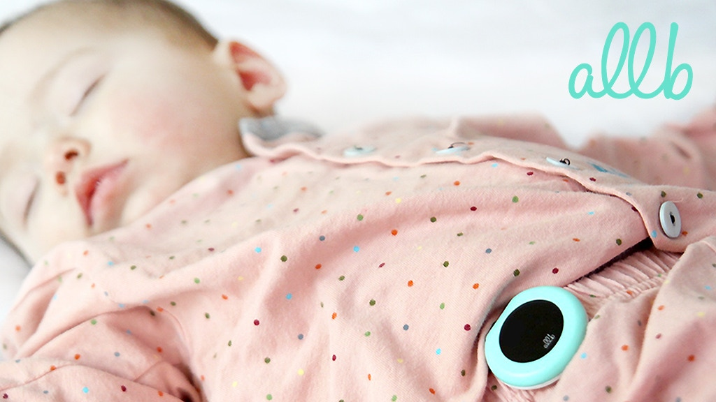allb - A Smart Wearable Device for Infants. project video thumbnail
