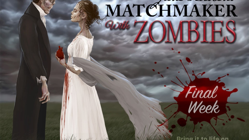 Jane Austen's Matchmaker... with Zombies project video thumbnail