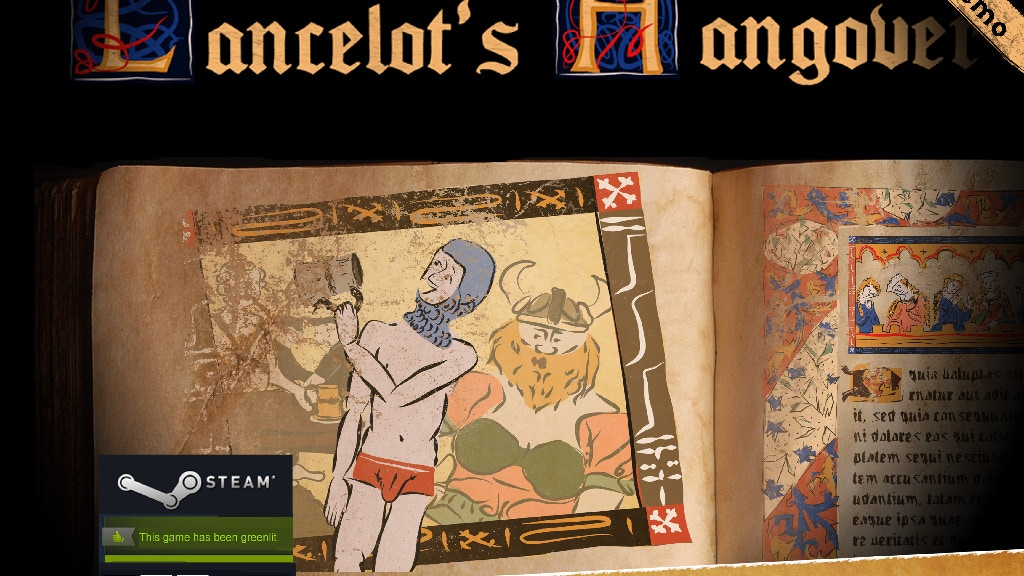 Lancelot's Hangover: The Quest for the Holy Booze project video thumbnail