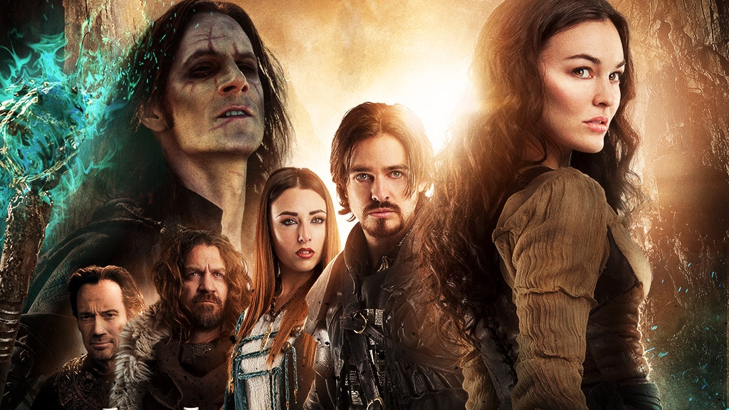 Mythica 4: The Iron Crown - starring Kevin Sorbo project video thumbnail
