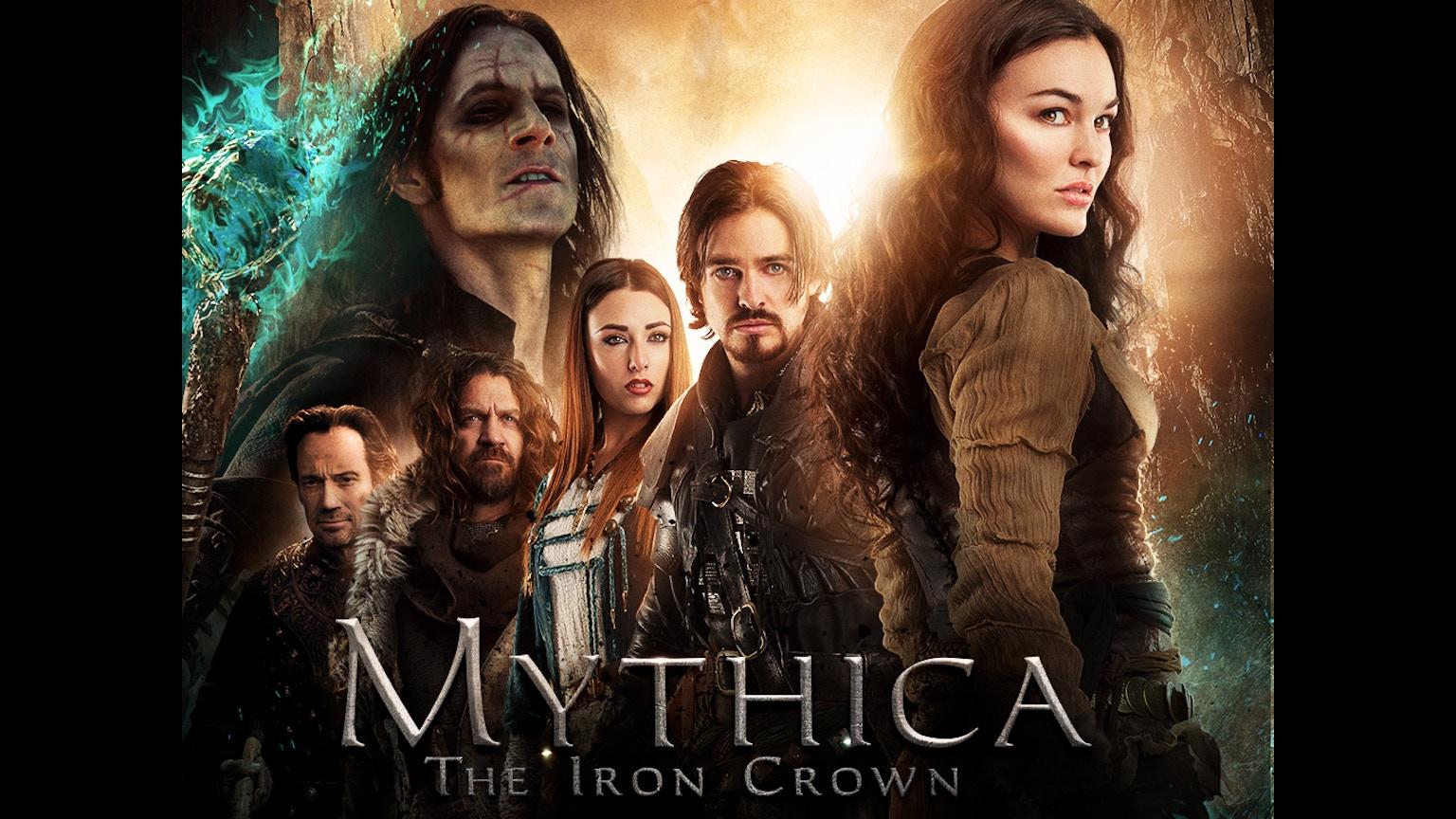 Xem Phim Vương Miện Sắt - Mythica: The Iron Crown - Wallpaper Full HD - Hình nền lớn