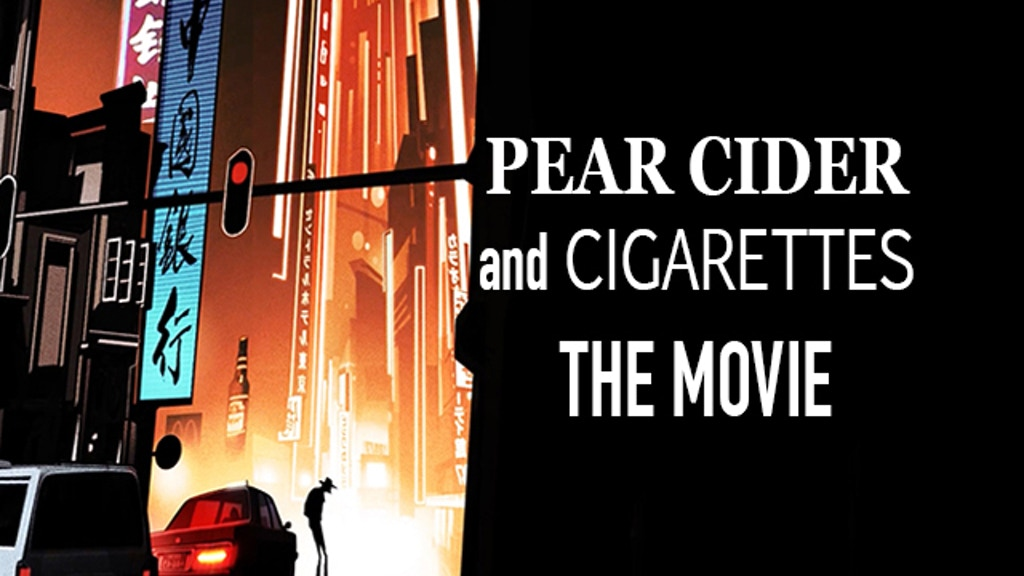 PEAR CIDER AND CIGARETTES the animated movie project video thumbnail