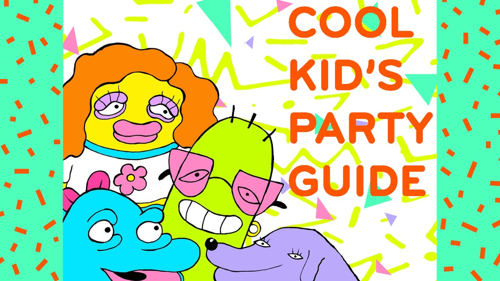 Cool Kid's Party Guide project video thumbnail