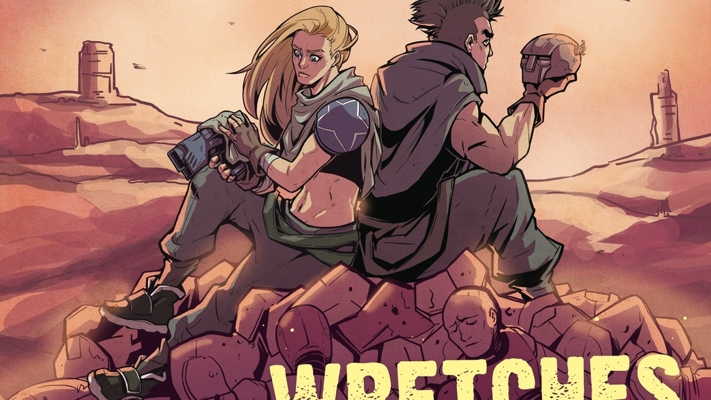 Wretches: Issue #1 project video thumbnail