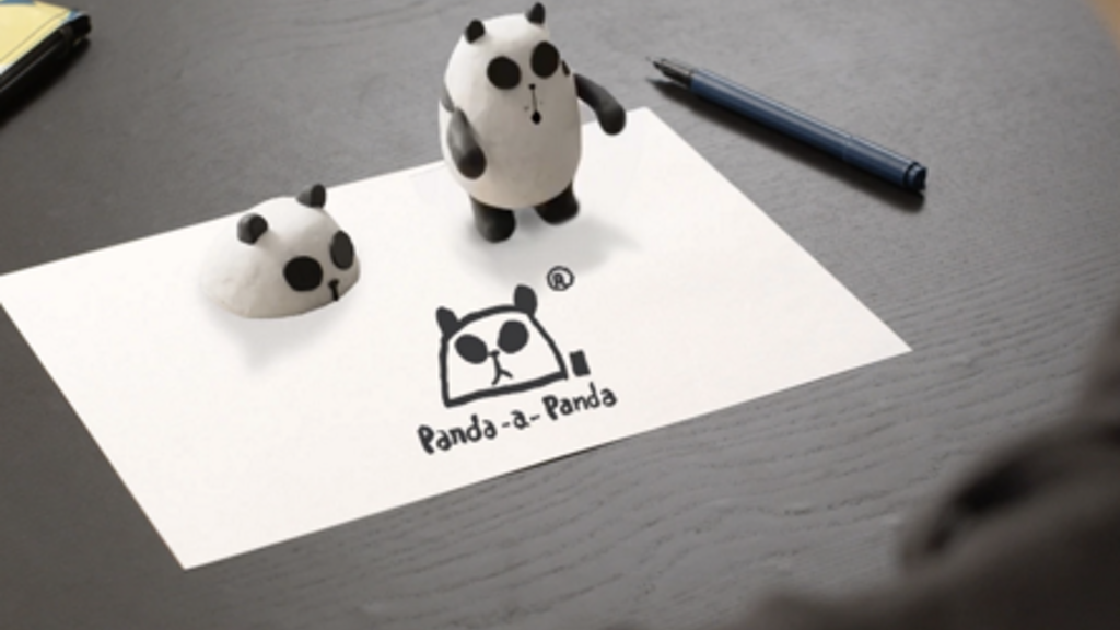 Panda-a-Panda • Stop Motion Animation  • World Tour project video thumbnail