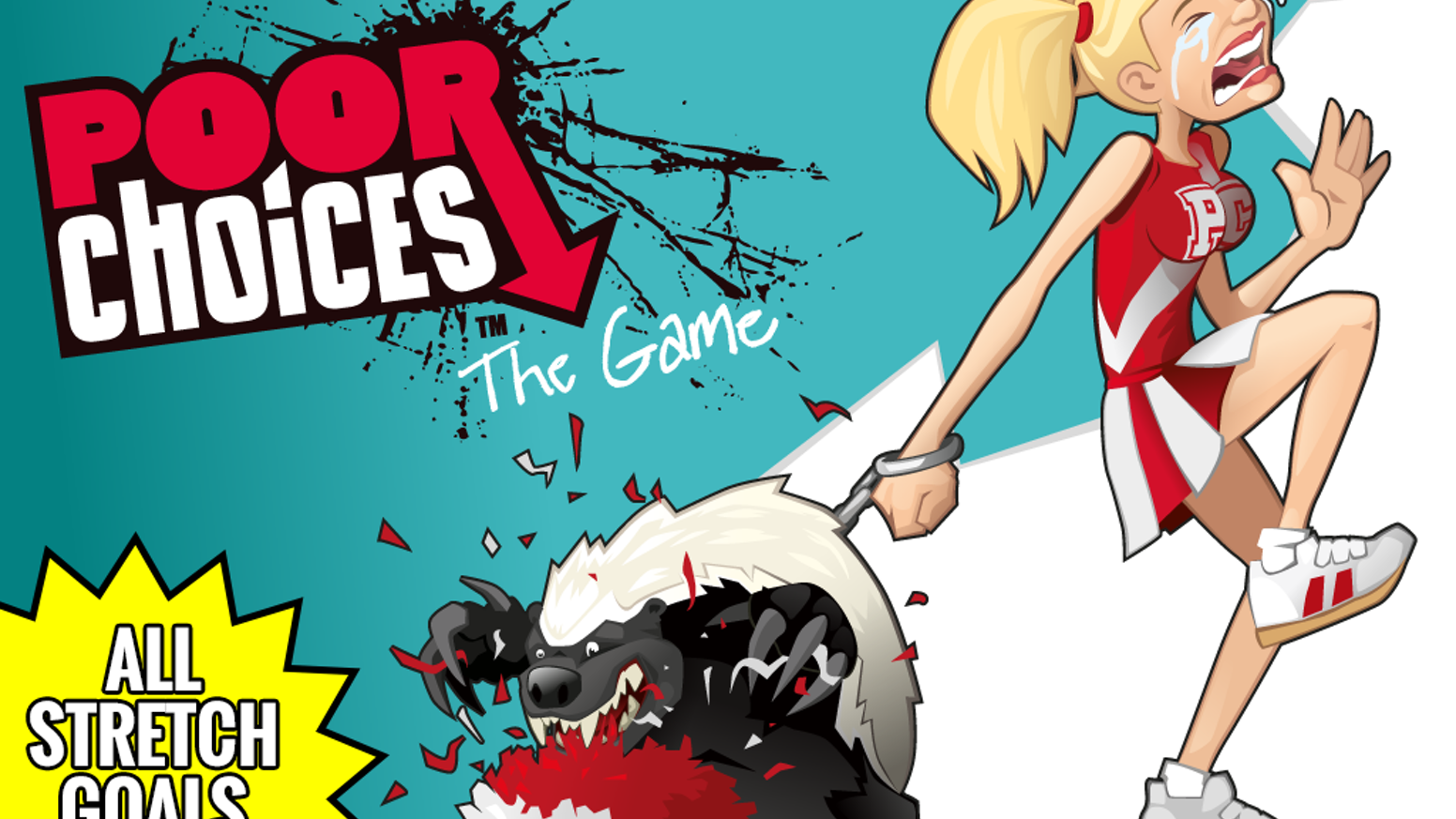 poor choices the game by wade welsh kickstarter