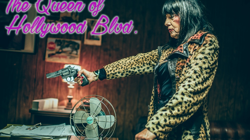 The Queen of Hollywood Blvd project video thumbnail