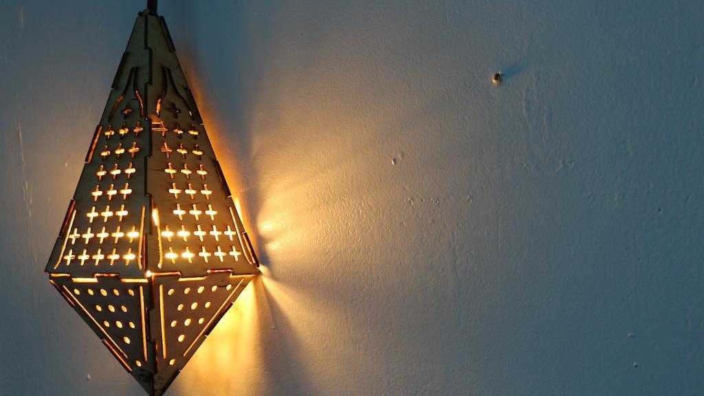 Venetian Lantern Installation project video thumbnail