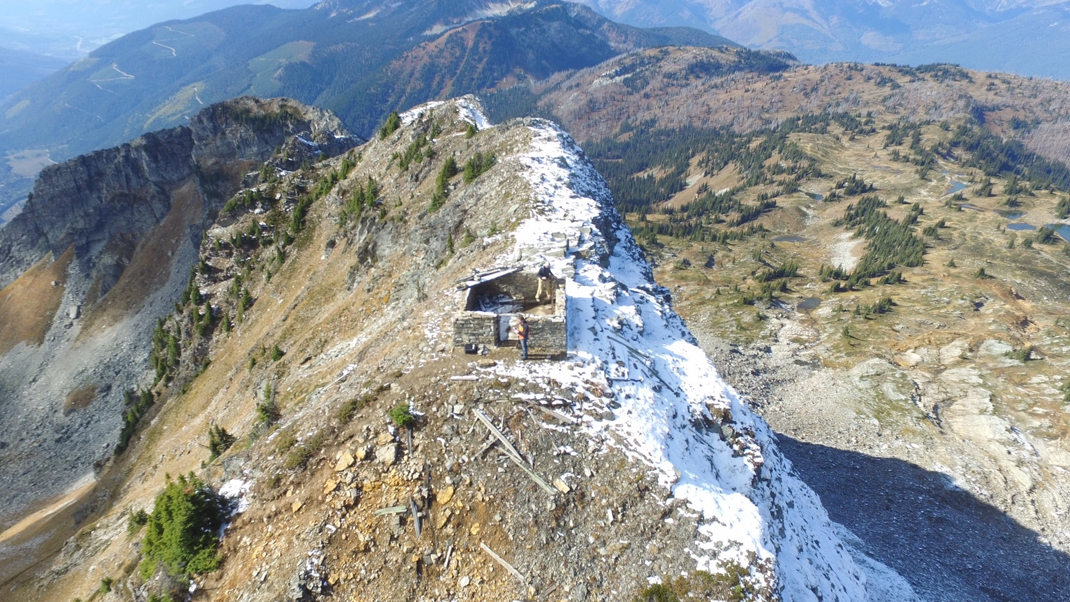 Centro Assistenza Majestic.Bringing Life Back To The Majestic Eaglepass Lookout Shelter