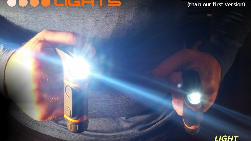 Knuckle Lights: Rechargeable project video thumbnail