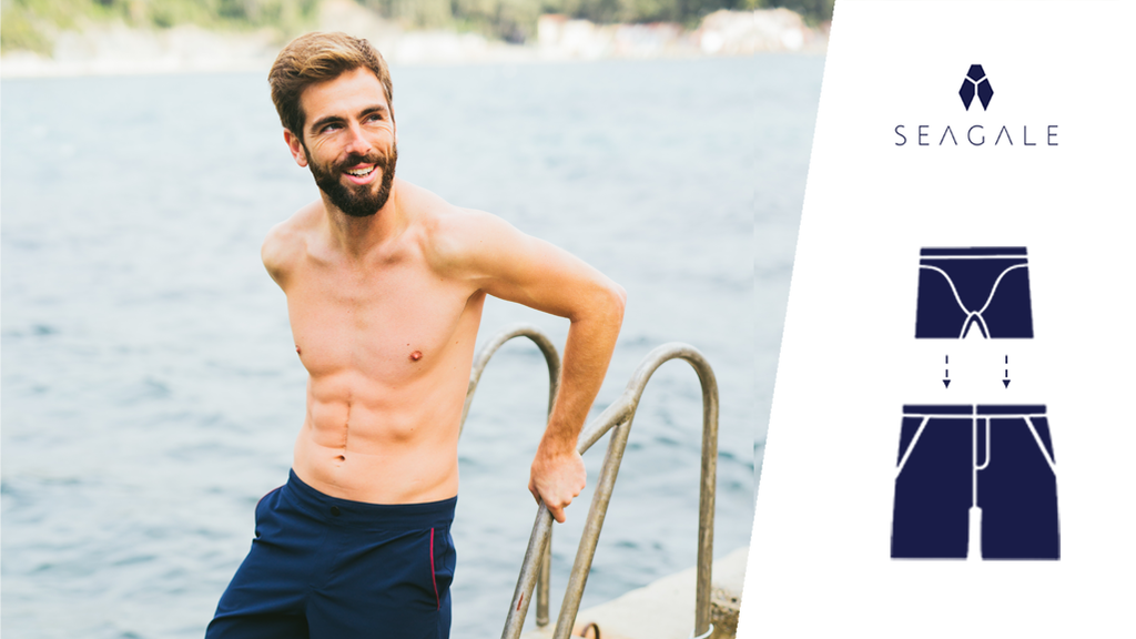 THE 2-IN-1 SWIM SHORTS - The World's Most Comfortable Shorts project video thumbnail