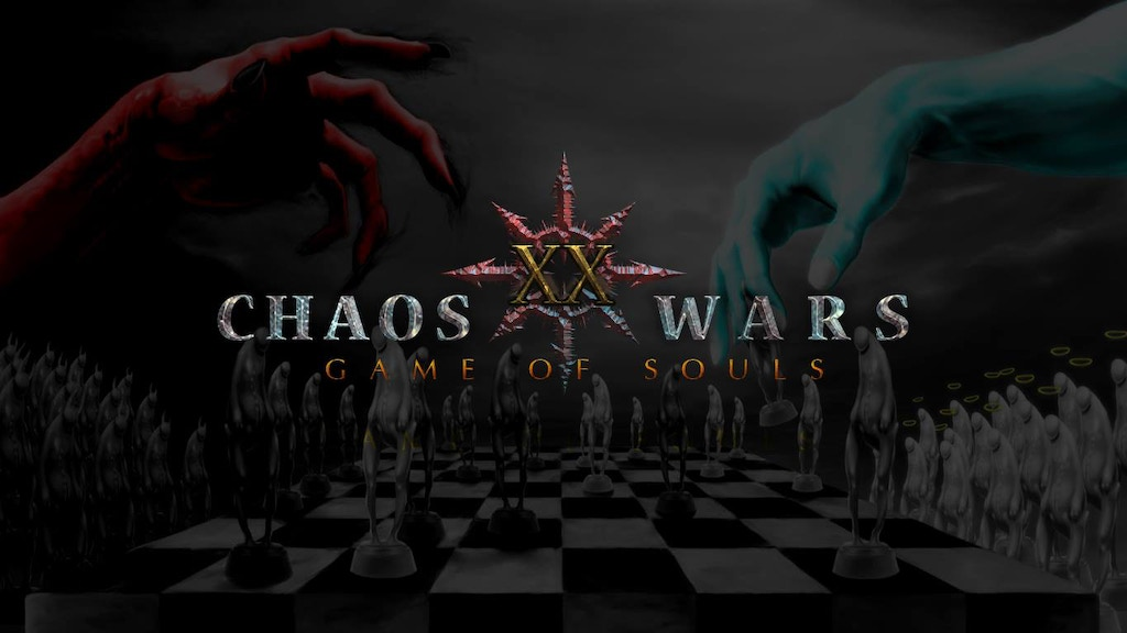 Chaos Wars XX project video thumbnail