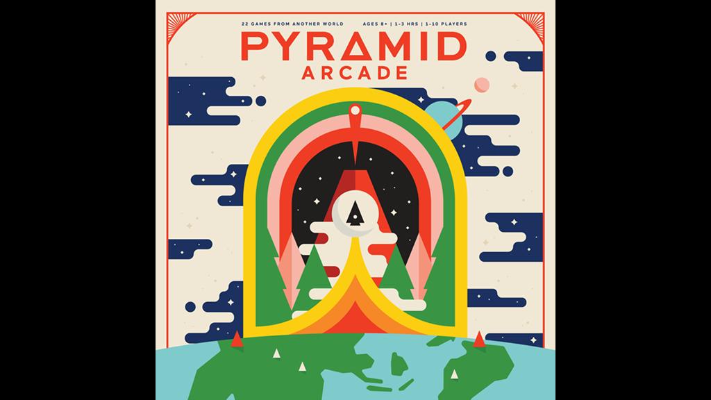 PYRAMID ARCADE - 90 Pyramids, 22 Games, Endless Fun! project video thumbnail