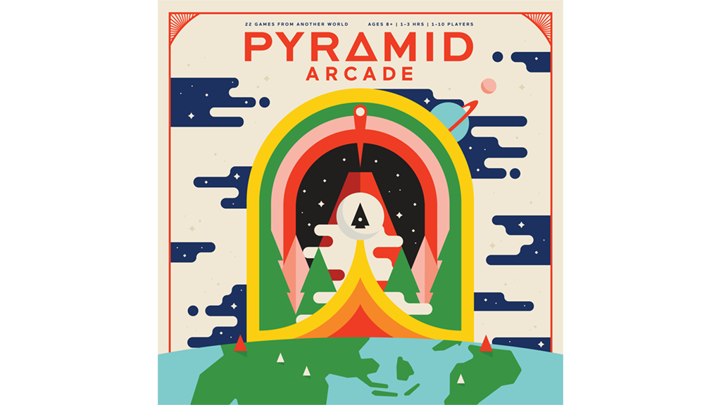 PYRAMID ARCADE - 90 Pyramids, 22 Games, Endless Fun! project video thumbnail