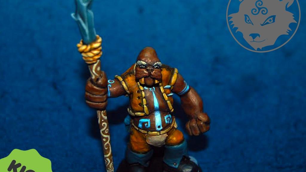 Project image for Ekmel Sword miniatures