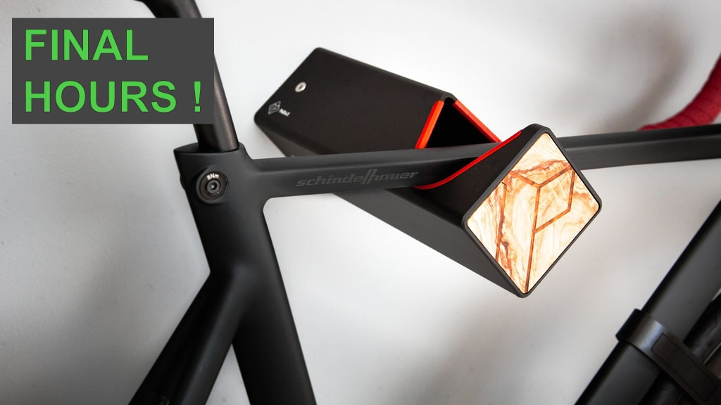 PARAX - the most elegant bike rack // MADE IN GERMANY project video thumbnail