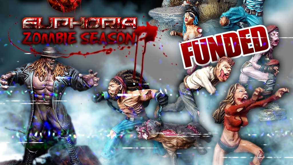 Bad Born - Euphoria Zombie Season project video thumbnail