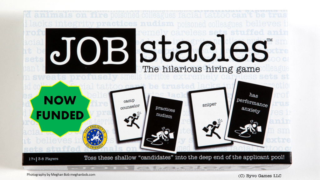 Jobstacles, The hilarious hiring game project video thumbnail