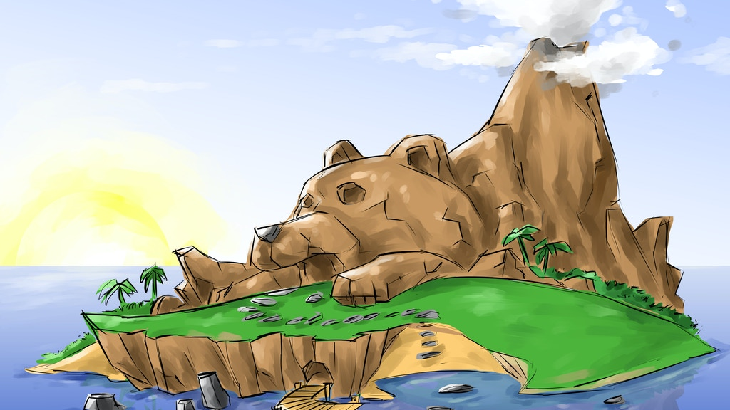 Escape from Teddy Bear Island! and More, from Orcs Unlimited project video thumbnail
