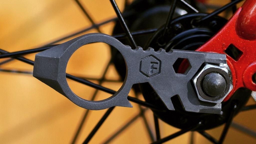 The FELTuL Eagle EDC Multi-tool for Cyclists project video thumbnail