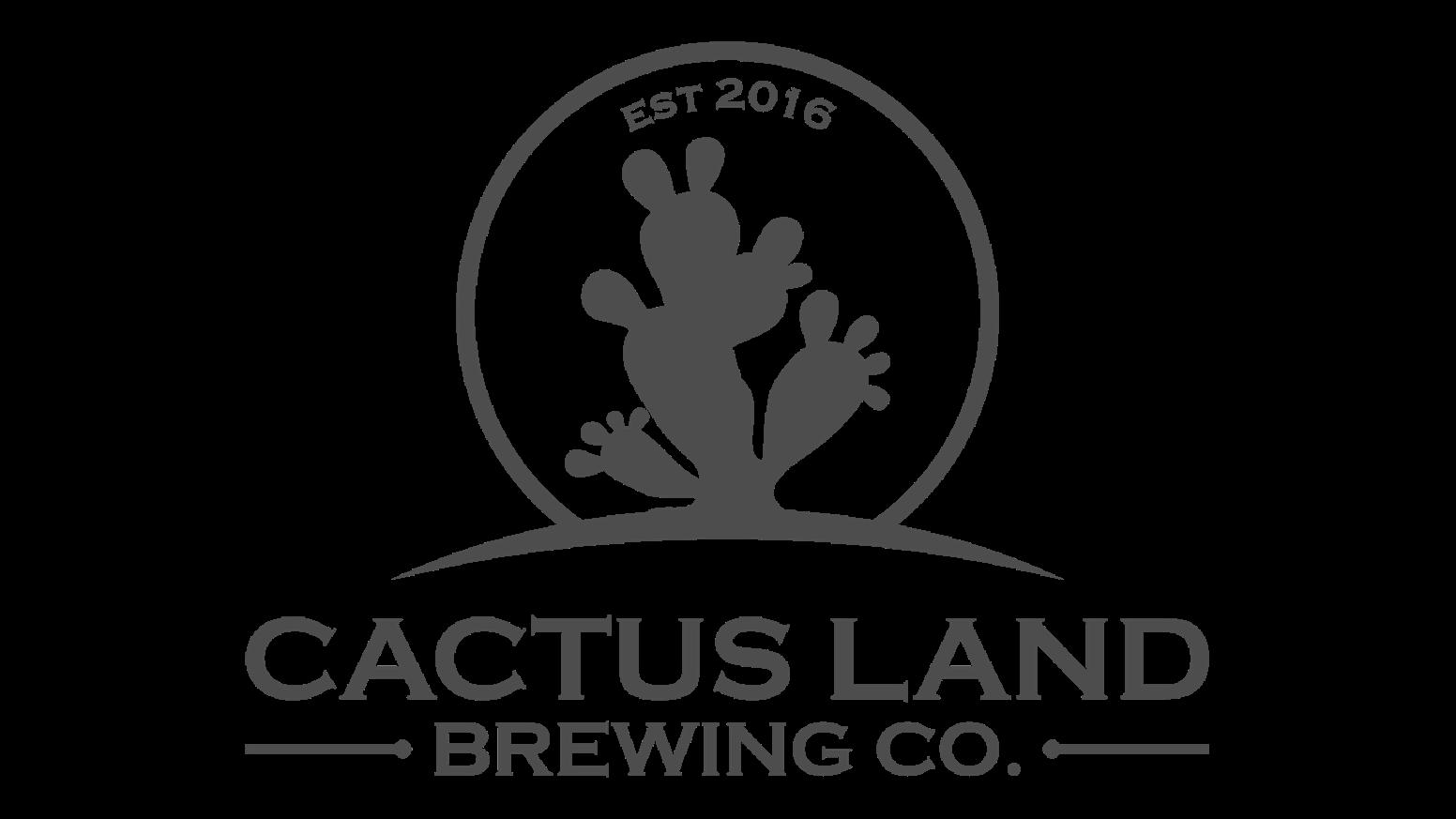 Cactus Land Brewing Co. by Dustin Teague —Kickstarter
