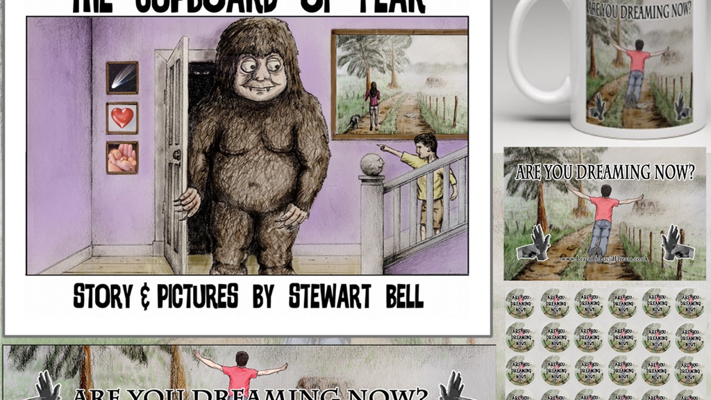 """""""The Cupboard Of Fear"""" Storybook + Lucid Dream Tools project video thumbnail"""