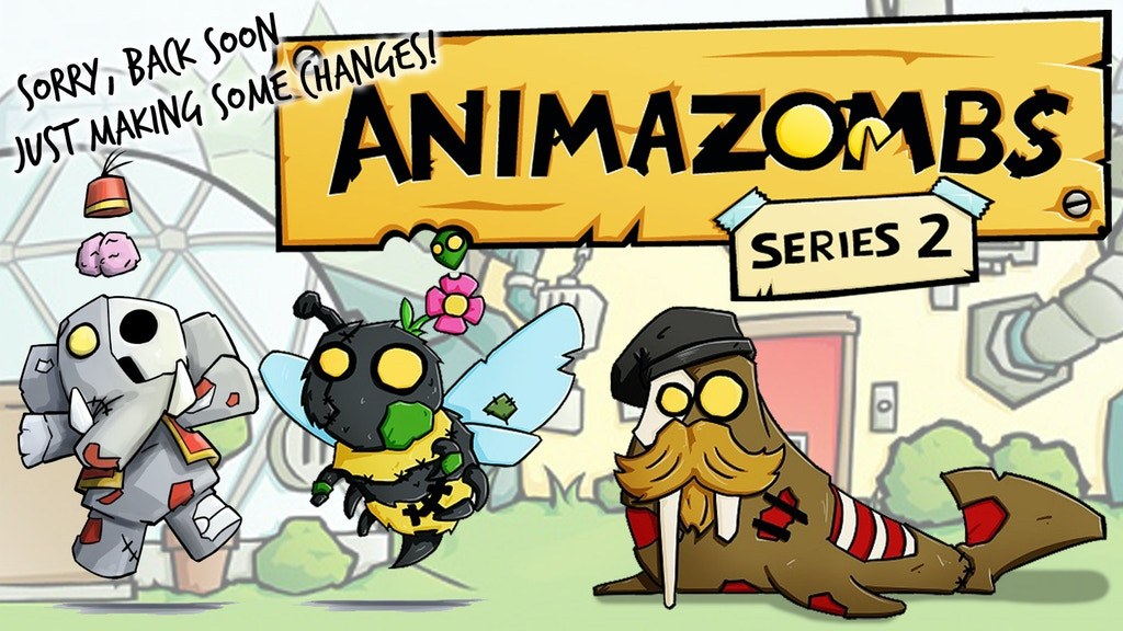 Project image for The Animazombs: Series 2 (Canceled)