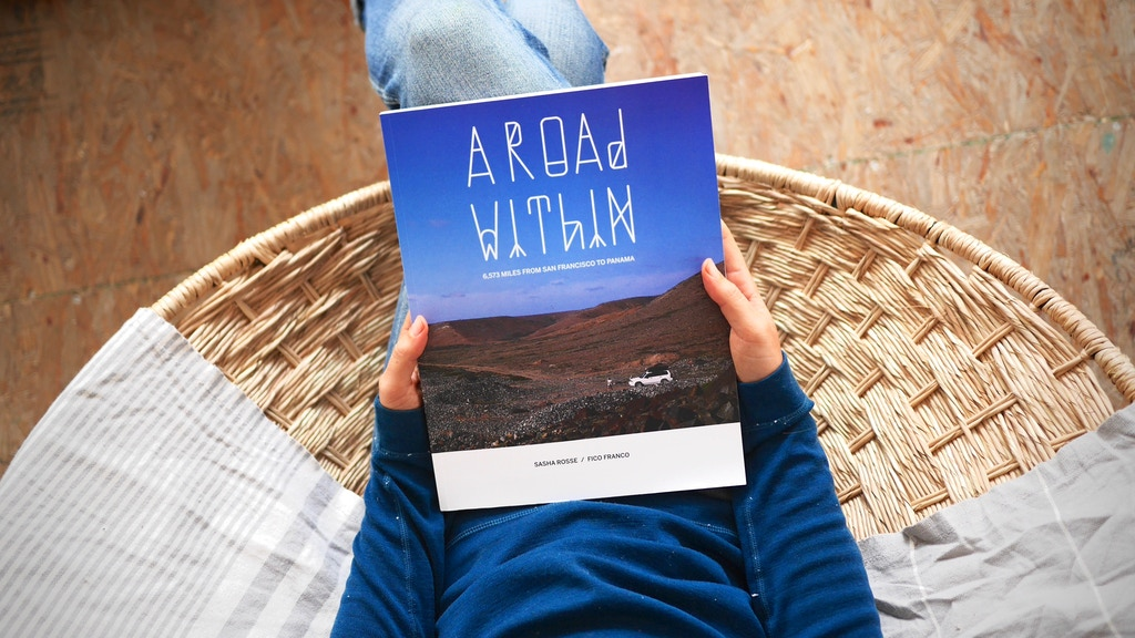 A Road Within: A Book for Wanderers project video thumbnail