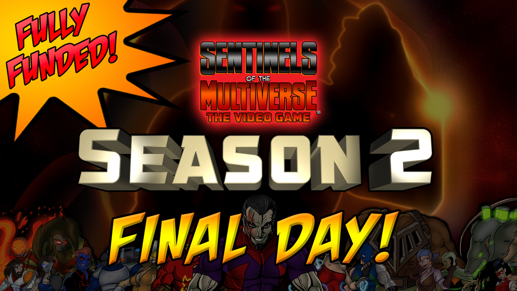 Sentinels of the Multiverse: The Video Game - Season 2 project video thumbnail