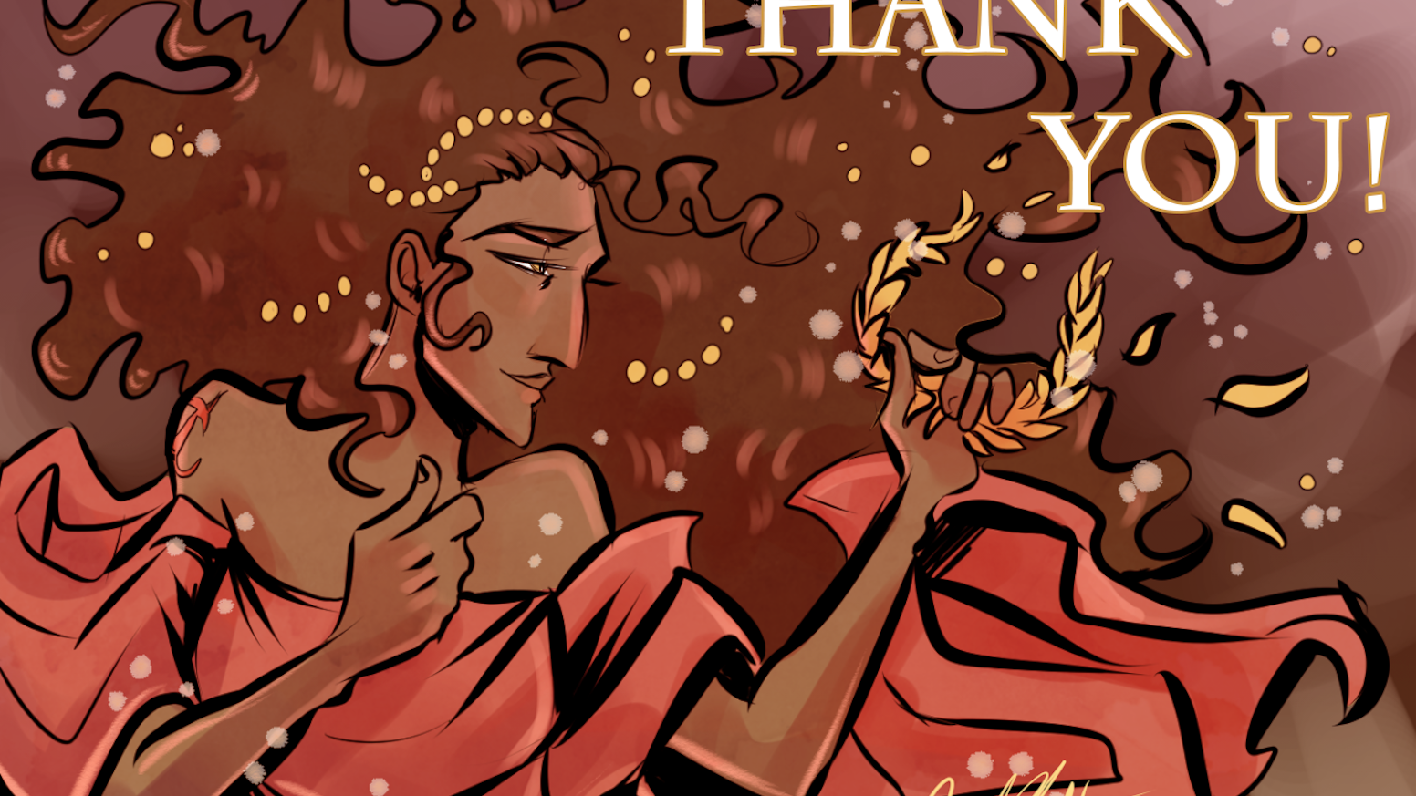 Help fund the third issue of this classically inspired queer fantasy epic!