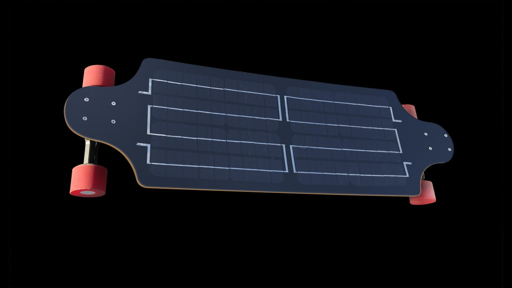 Youngboard The World S First Real Solar Electric