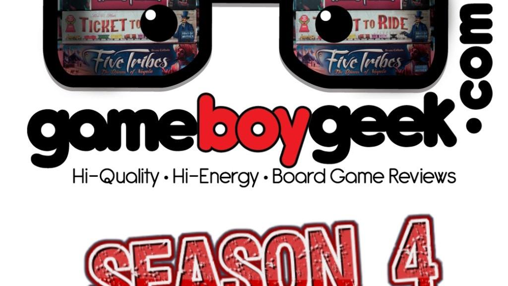 Game Boy Geek - Season 4 project video thumbnail