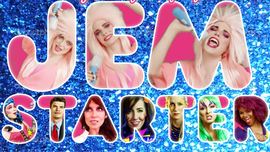 Truly Outrageous! A Jem and the Holograms Fan Film project video thumbnail
