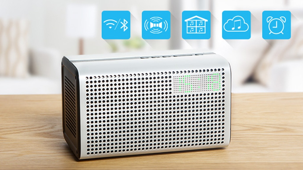 GGMM E3 Wireless Smart Speaker with Powerful HiFi Sound project video thumbnail