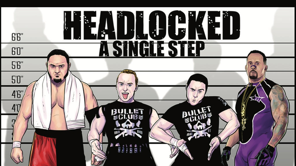 Headlocked: A Single Step Remastered project video thumbnail