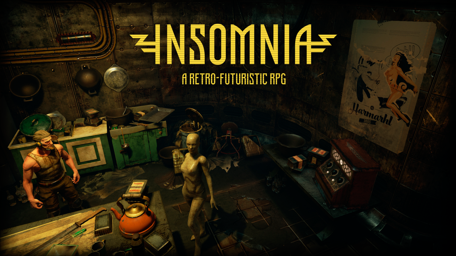 InSomnia (PC, Mac, Linux) by Studio MONO » Physical Rewards Part II