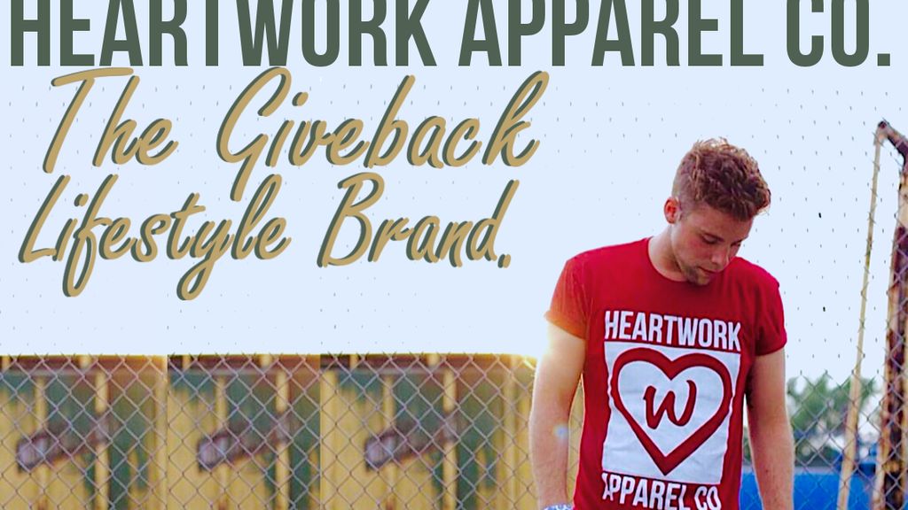 Heartwork Apparel Co. project video thumbnail