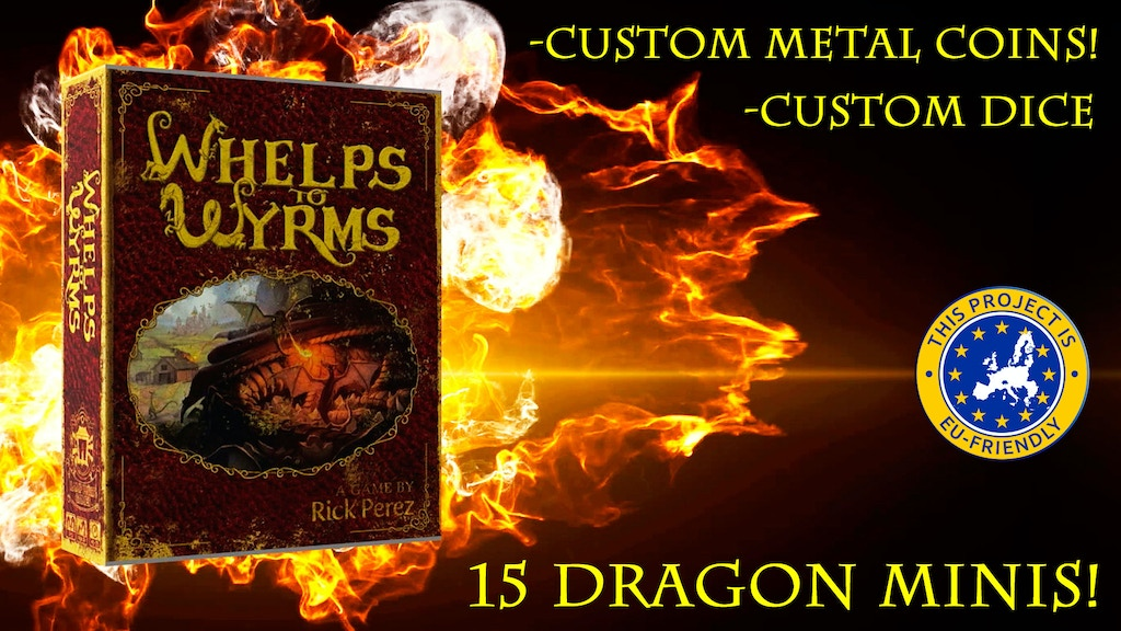 Whelps to Wyrms project video thumbnail