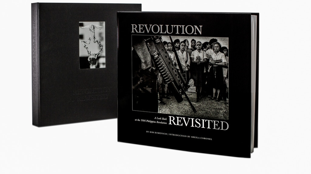 Revolution Revisited: The 1986 Philippine Revolution project video thumbnail