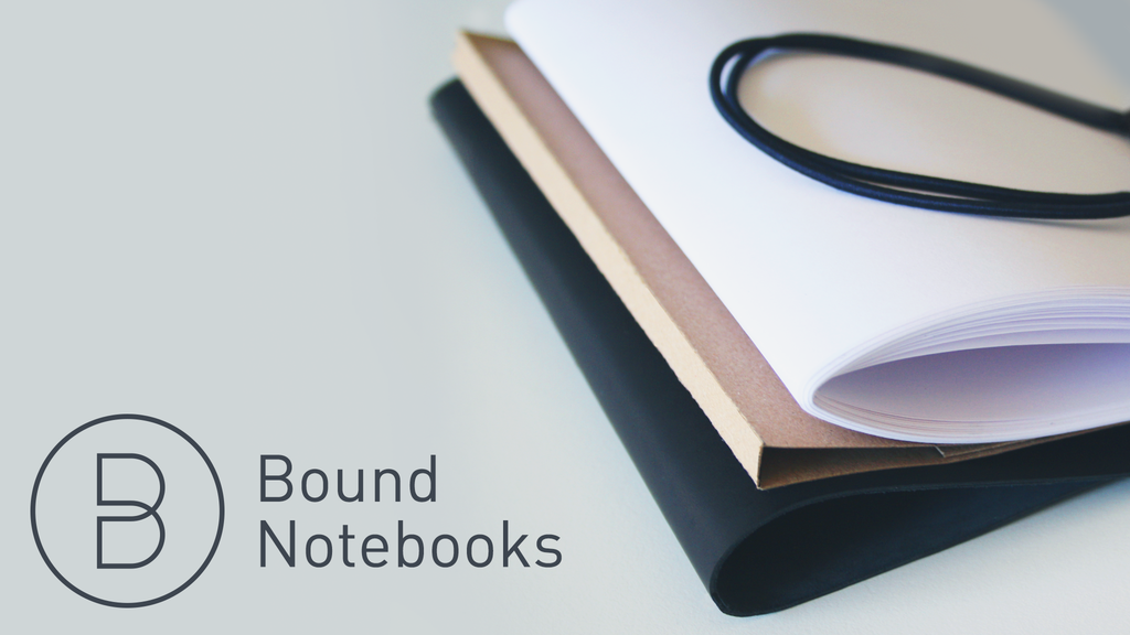 Bound Notebooks project video thumbnail