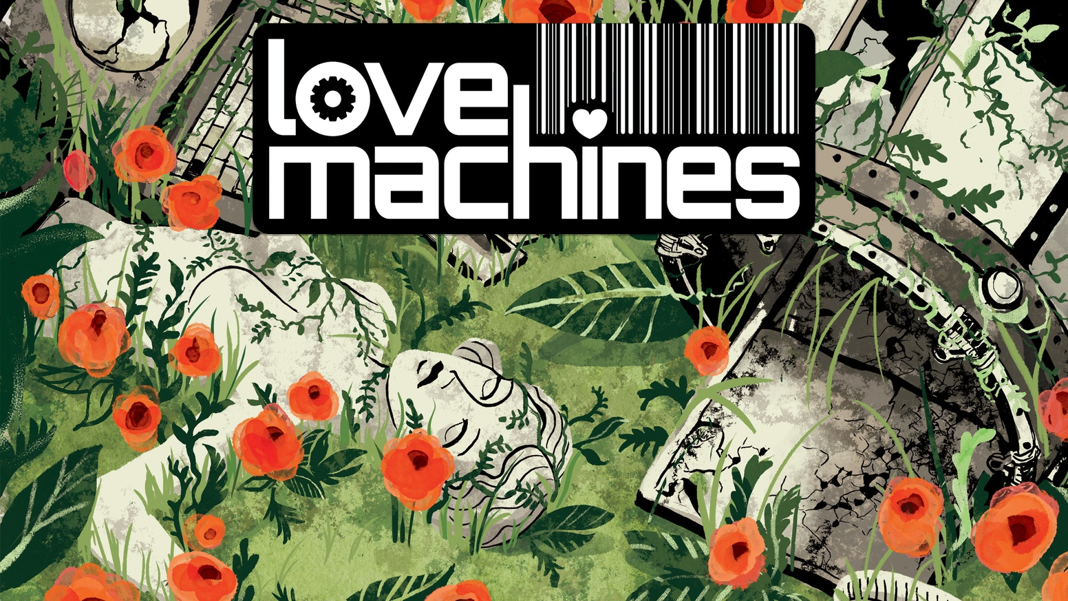Lives and loves touched by technology. Collecting the acclaimed technological romance series for the first time -- in color!
